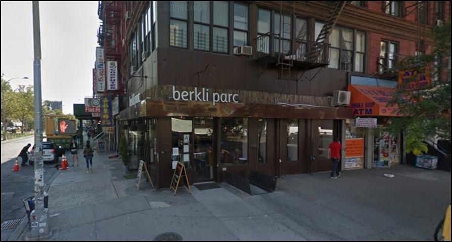 Corner on Lower East Side for Retail or Restaurant