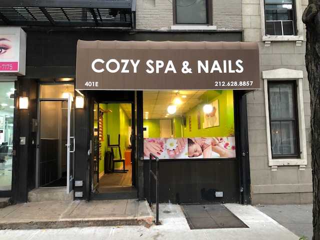 Upper East Side Retail – Built Nail Salon