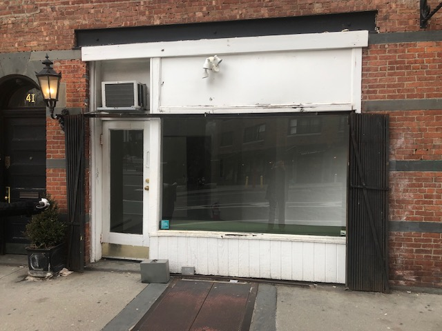 LEASED – Unique West Village Boutique