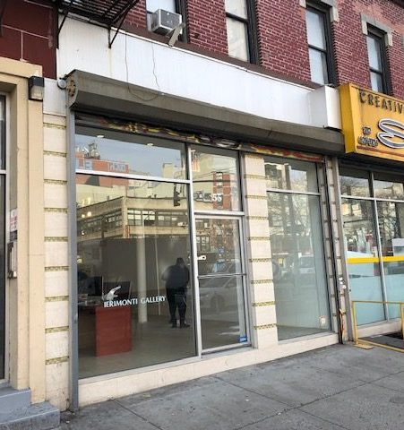 Back on Market – Move in Ready Retail – Close to Essex Crossing – LES Retail