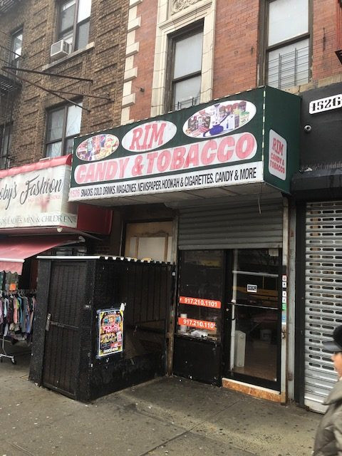 New Listing – Washington Heights Boutique Retail