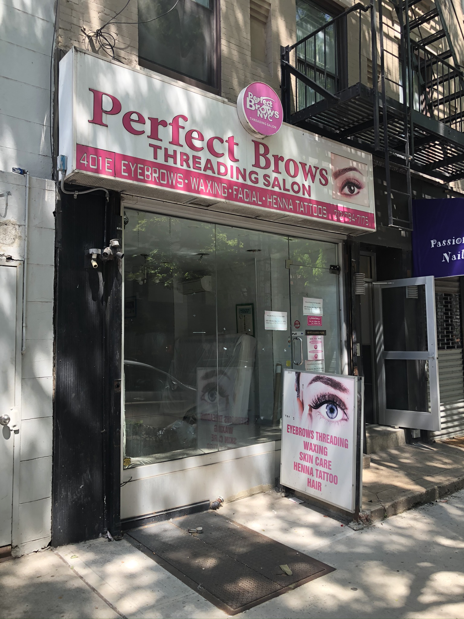 LEASED – Upper East Side Boutique Retail