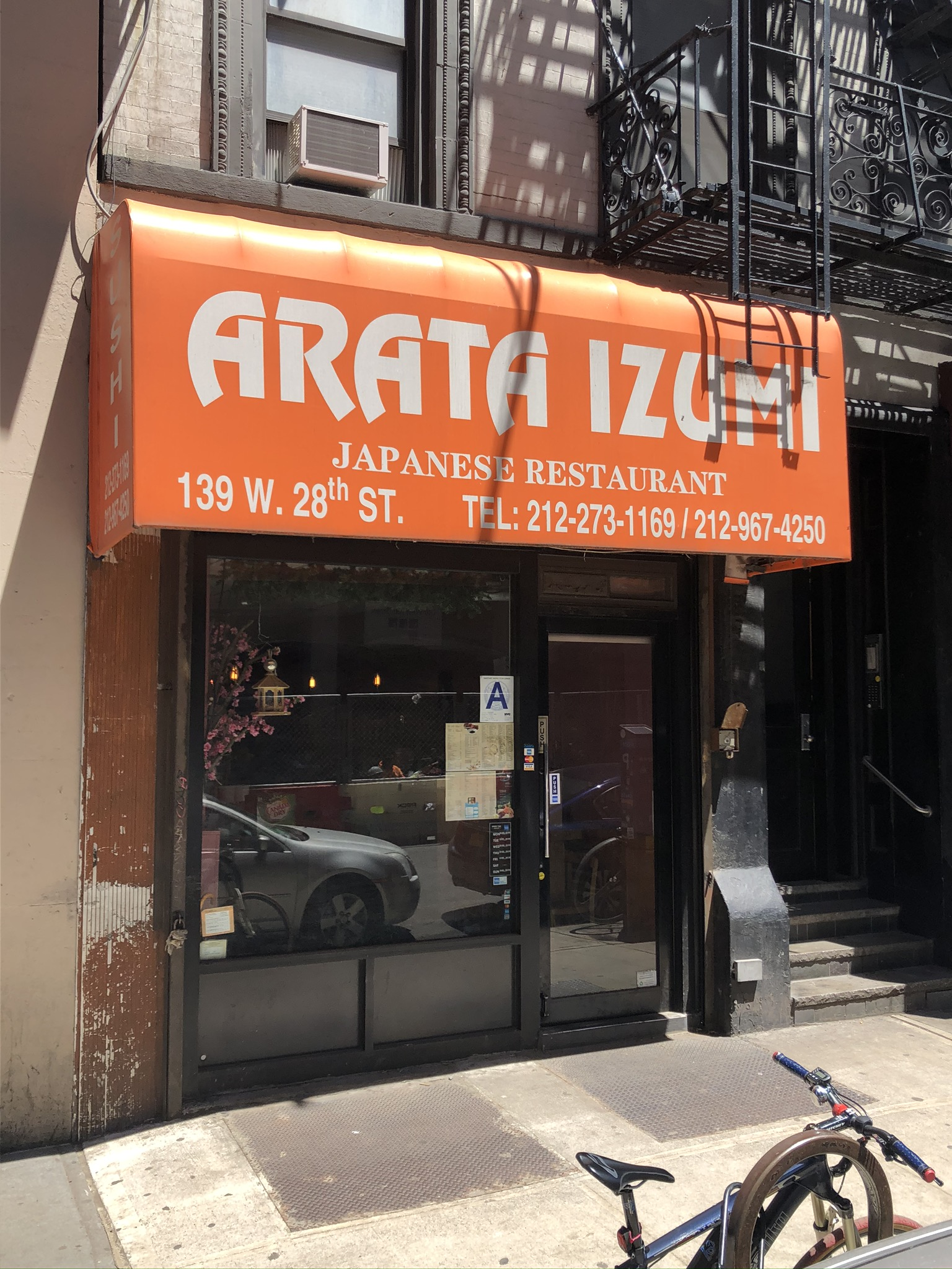 Restaurant Available in FIT in North Chelsea