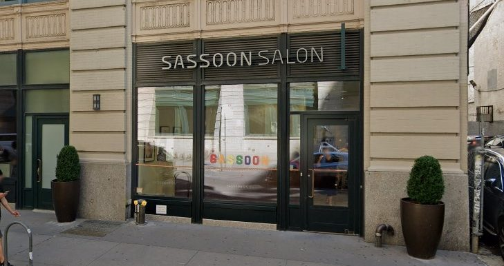 Sassoon Front