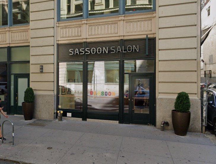 Take the Virtual Tour – Flatiron Retail / Salon Space Available