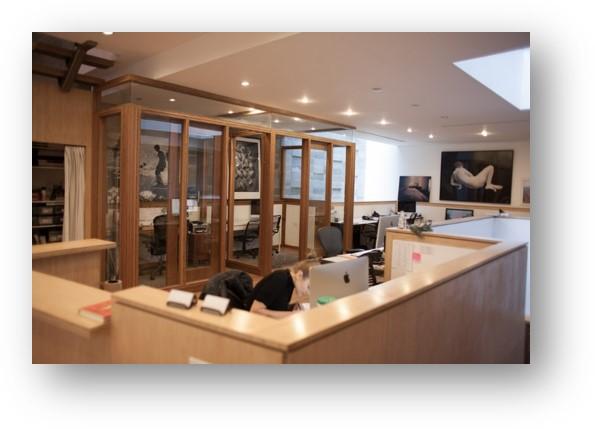 Take a Virtual Tour – Stylish Office / Showroom in Prime Noho Neighborhood