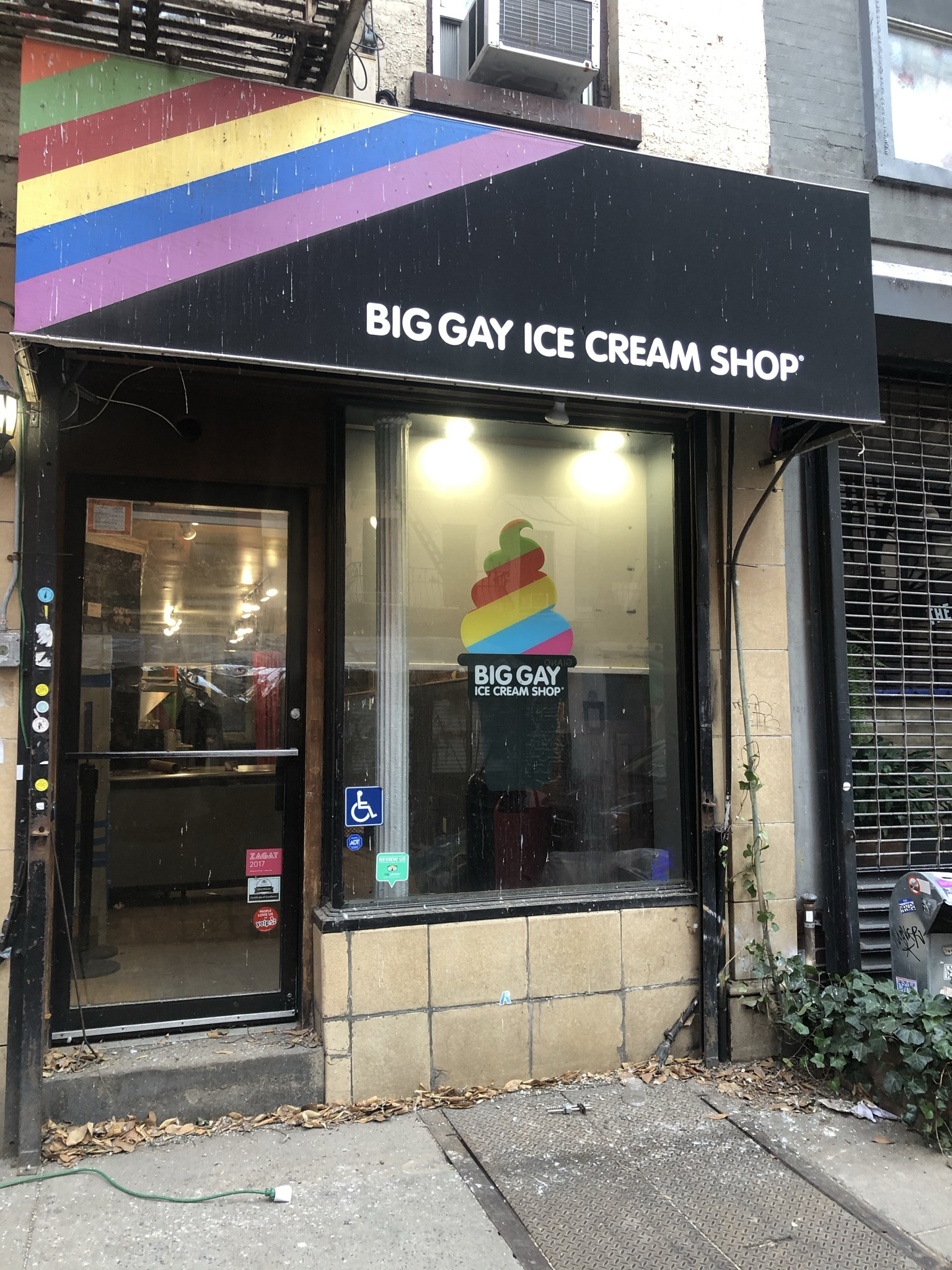 Iconic East Village Shop Available